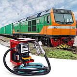 Мини АЗС REWOLT для дизельного топлива на 220В 80л/мин RE SL011-220V, фото 5