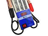 Цифровый аккумуляторный тестер 12V (125A) GEKO G80029, фото 3