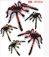 Наклейка для автомобиля 3D пауки, фото 1