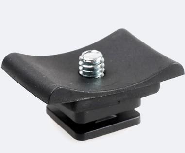 """Переходник JJC MSA-4 для горячего башмака с винтом 1/4"""" для установки монитора, микрофона и др. (MSA-4)"""