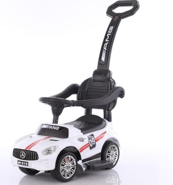 Машинка-каталка Tilly T-932, цвет белый
