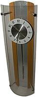 Настінні кварцові годинники з маятником, дерев'яні