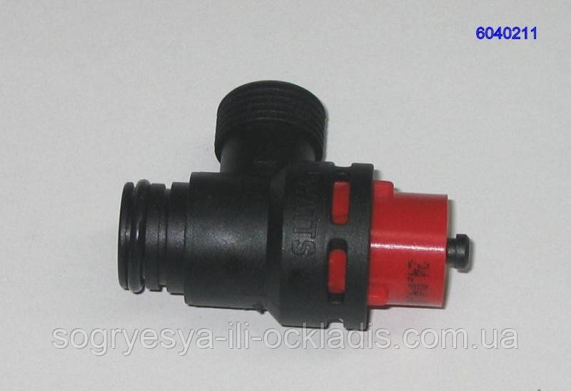 Press.relief valve 3 bar DGT пластик клипса