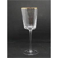 Бокал для вина Прозрачный трайангел 350 мл TR001