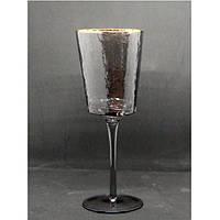 Бокал для вина Смоук трайангел 350 мл TR001-3