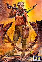 1:35 Битва в пустыне. Далекий рейд. Ханна, Master Box 35214;[UA]:1:35 Битва в пустыне. Далекий рейд. Ханна,