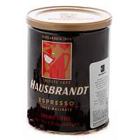 Натуральный молотый кофе арабика HAUSBRANDT Espresso 250г