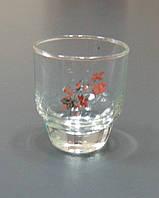 Набор стопок (6 шт.) 60 мл ХС-003.06.30 цветок
