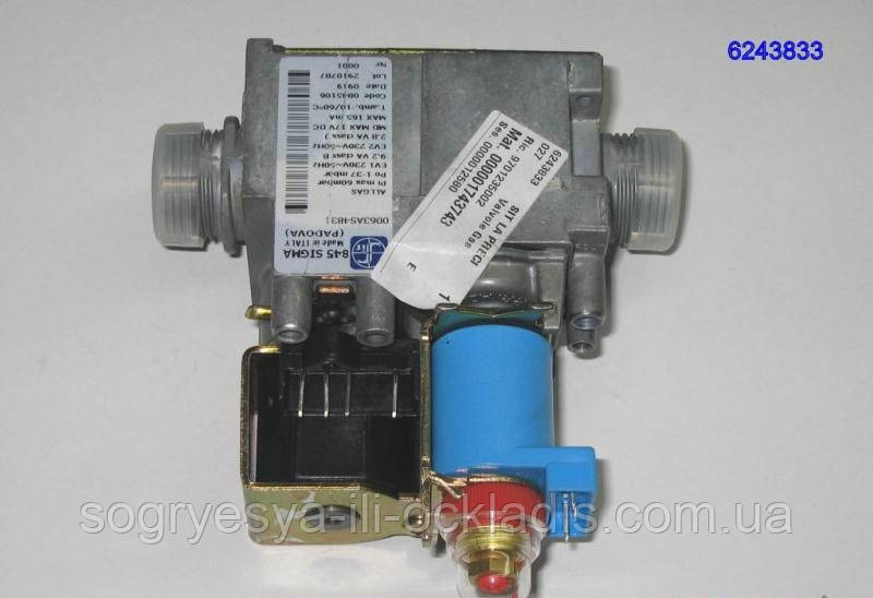 Gas valve M-F DGT