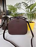Женская сумка David Jones Classic горячий шоколад ДДЖ59, фото 7
