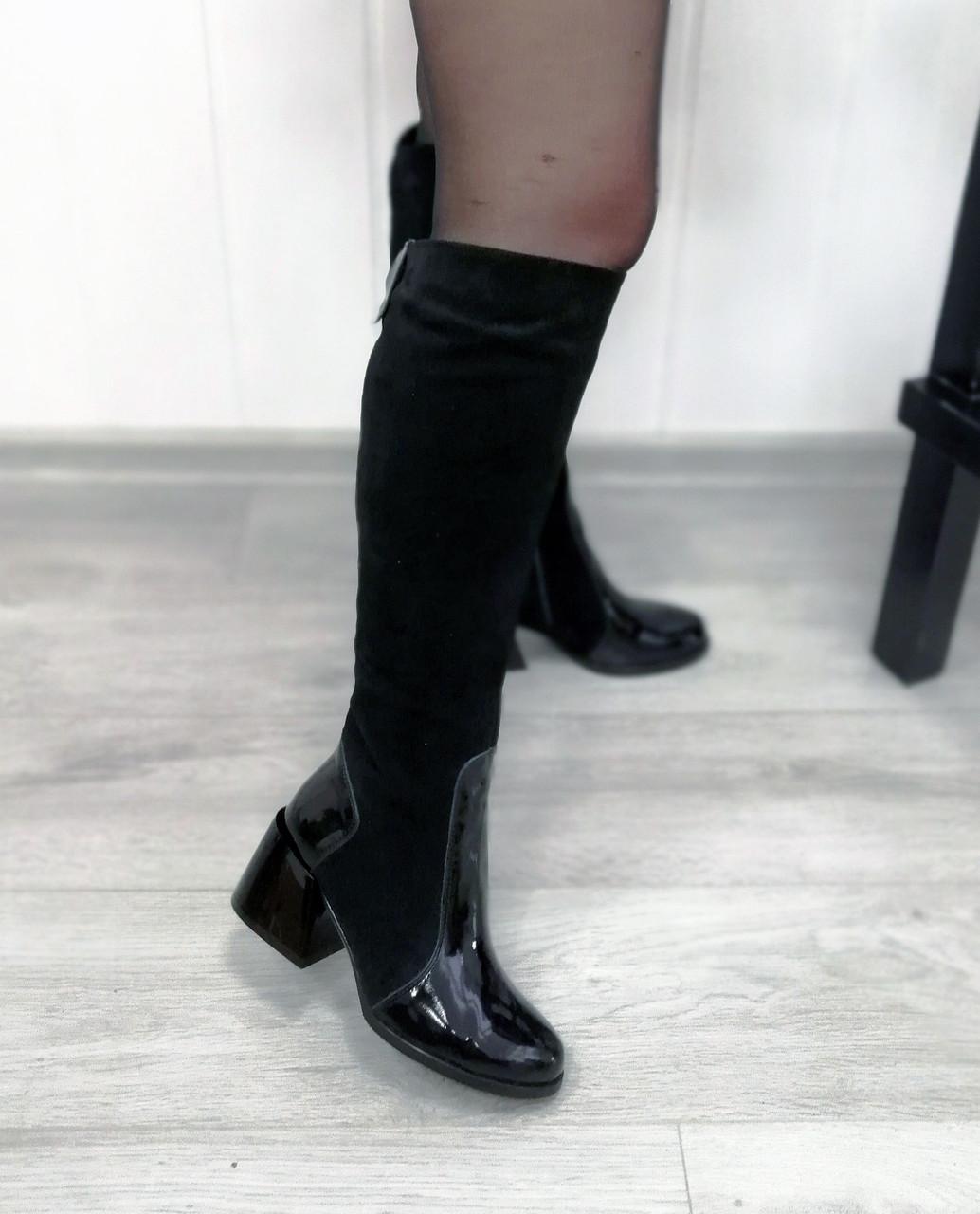 Об'єднані жіночі чоботи під замовлення