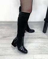 Об'єднані жіночі чоботи під замовлення, фото 1
