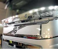 Тонкие молдинги над решеткой радиатора для VOLVO FH4