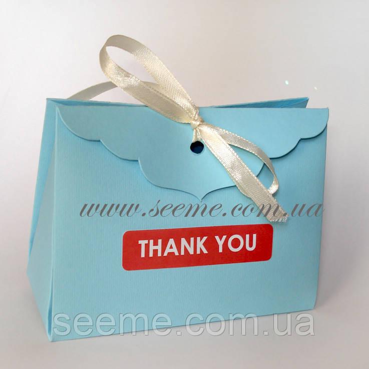 Наклейка «Thank You» , 1 шт.