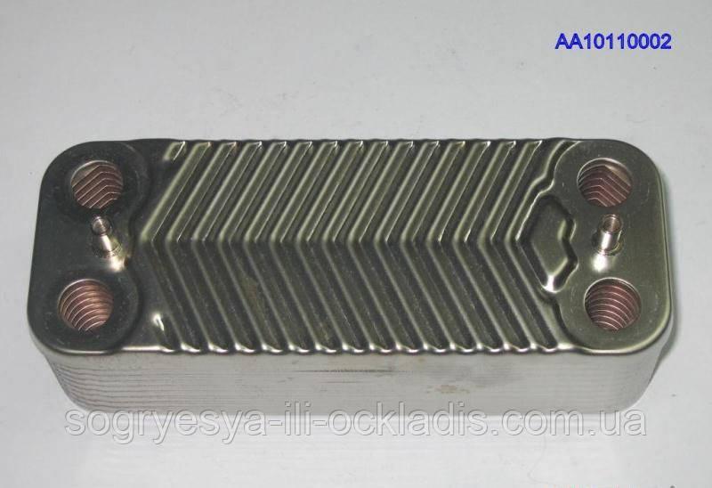 Теплообменник пласт. 28/32 кВтZoom Boilers, Rens, Weller