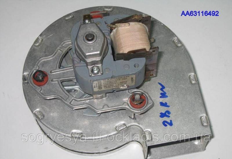 Вентилятор 28 кВт RLB108