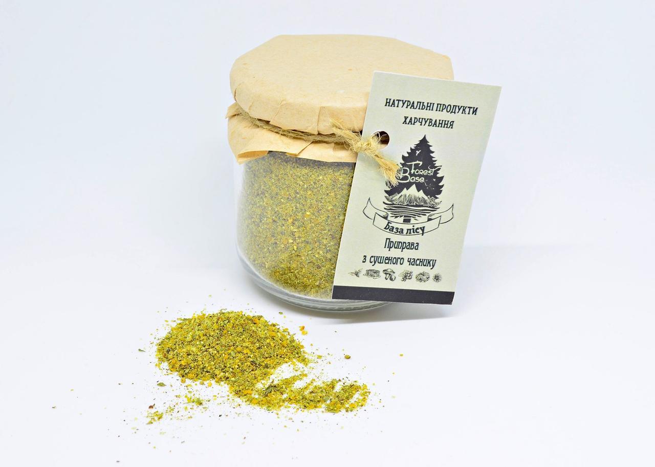 Приправа з сушеного часнику