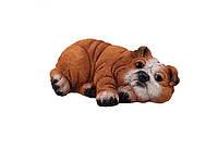 Фигура садовая Elsa Собака Бульдог (sbuldog)