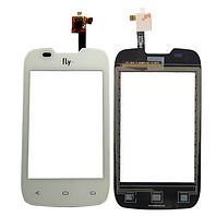 Оригинальный тачскрин / сенсор (сенсорное стекло) для FLY IQ431 Glory (белый цвет) + СКОТЧ В ПОДАРОК