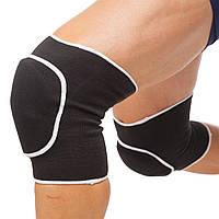 Наколенники для волейбола Dikes Sport 0835 (2шт) безразмерные черный