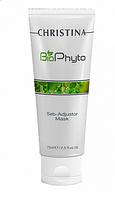 Себорегулирующая маска Christina NEW Bio Phyto Seb-Adjustor Mask 75 мл
