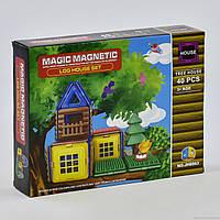 Конструктор магнітний JH 8863 (48) Будиночок на дереві, 40 деталей