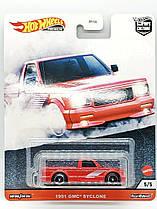 Коллекционная машинка Hot Wheels GMC Syclone 1991