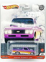 Коллекционная машинка Hot Wheels Custom 72 Chevy LUV