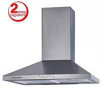 Pyramida TK-90 (900 мм.) цвет полированная нержавеющая сталь, купольная, кухонная вытяжка, фото 1