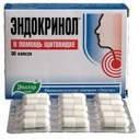 Эндокринол - натуральные капсулы для щитовидки  (капс.30,Эвалар)