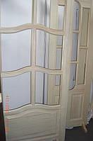 Двері соснові нелаковані виготовлення
