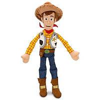 """Ковбой Вуди - мягкая игрушка главный герой мультфильма """"История Игрушек"""""""