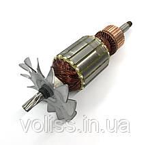 Якорь (ротор) электродвигателя на рейсмус JET JWP-12