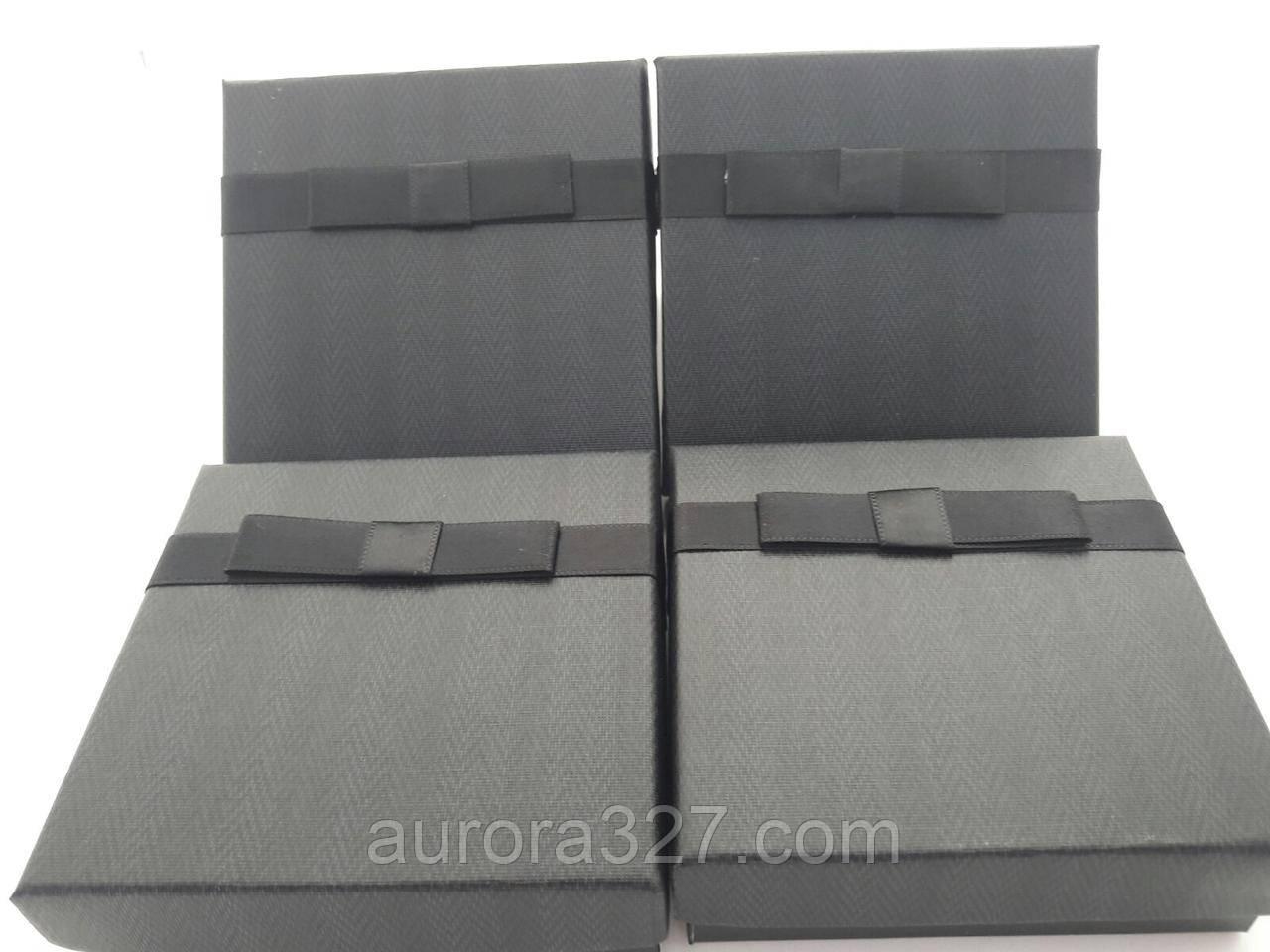 """Коробочка картонная подарочная для набора """"Италия"""" 9х9х2.5см."""