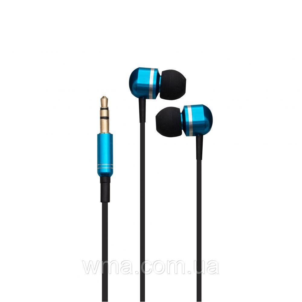 Проводные наушники для телефона Deepbass DB-959 Цвет E3, Синий