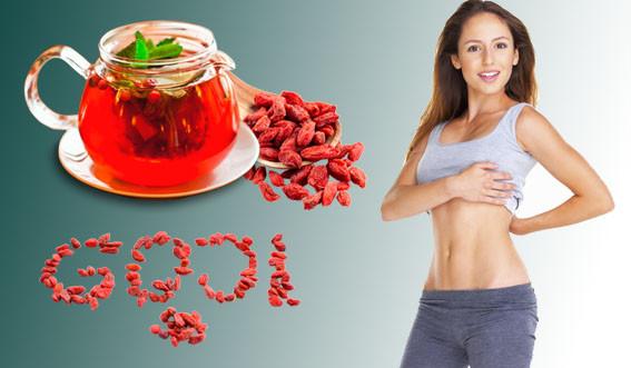 как быстро похудеть, ягоды годжи, похудеть бысто