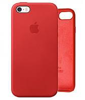 Чехол Silicone Case Full для iPhone SE2 /SE 2020 red