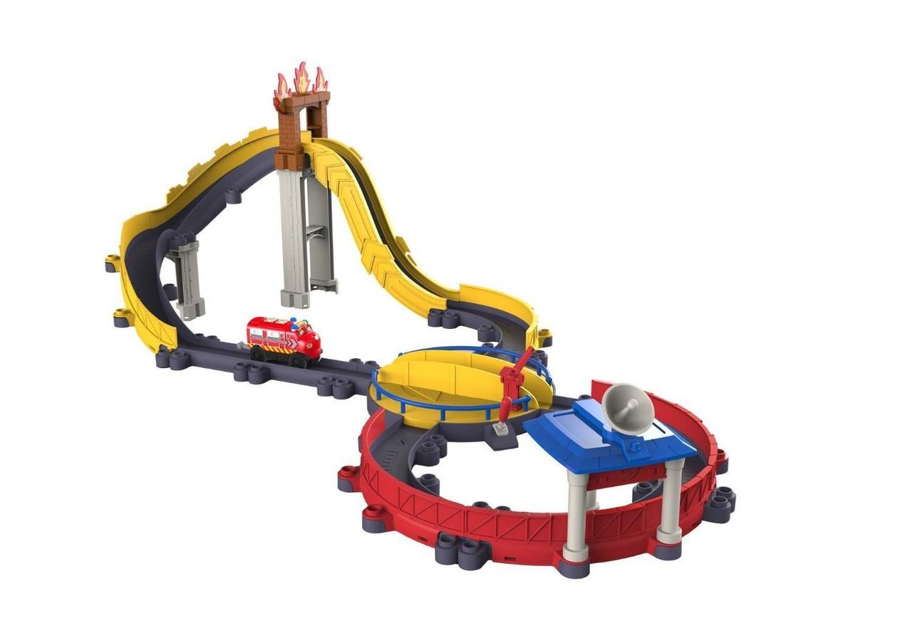Игровой набор Огненный путь с паровозиком Вилсон на батарейках - Интернет-магазин Домус в Харькове