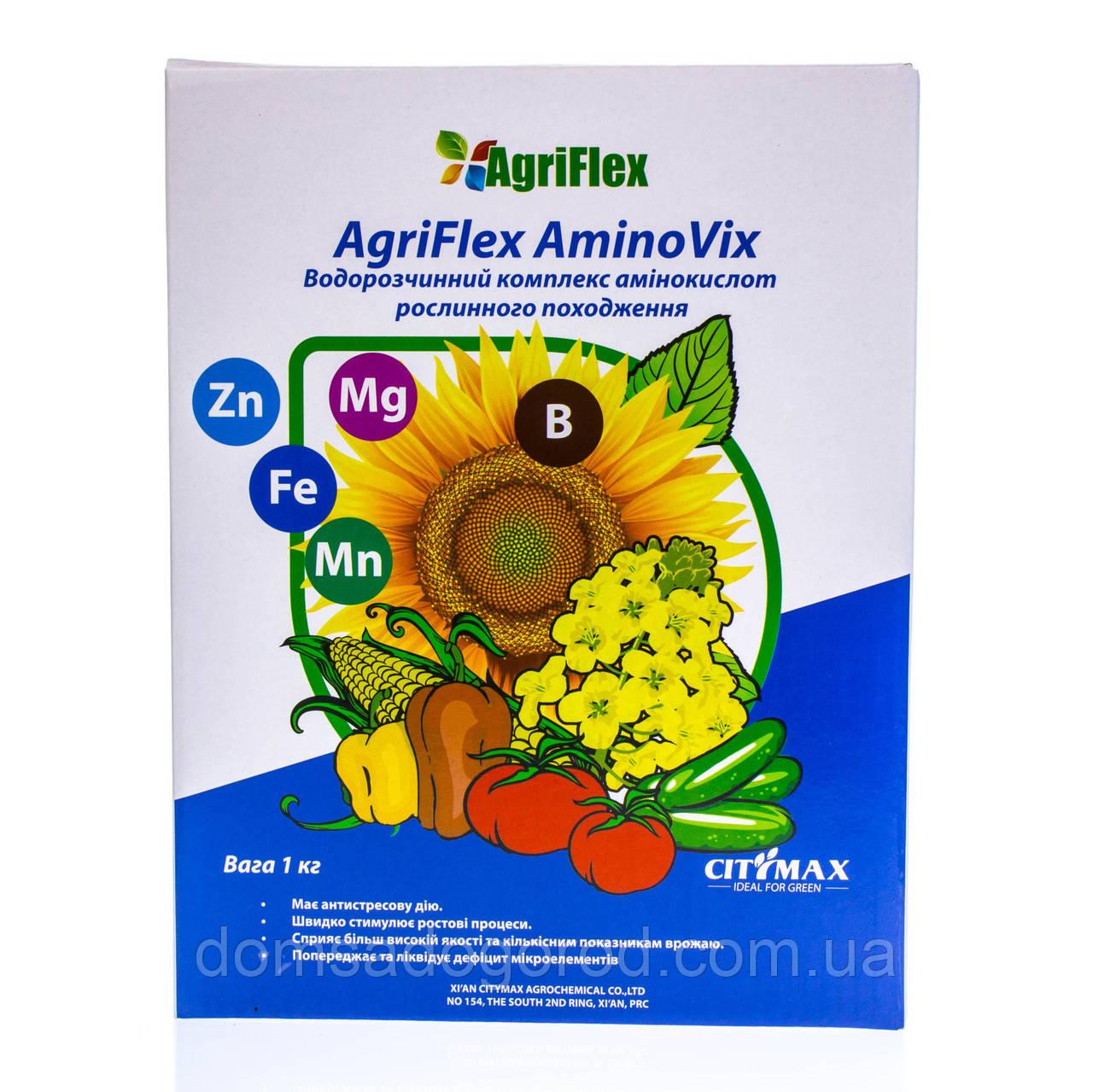 Стимулятор роста АМИНО ВИКС (Аминокислоты) АгриФлекс / AgriFlex 1 кг