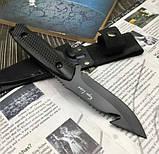 Ніж Kyu Line knife в чохлі, фото 2