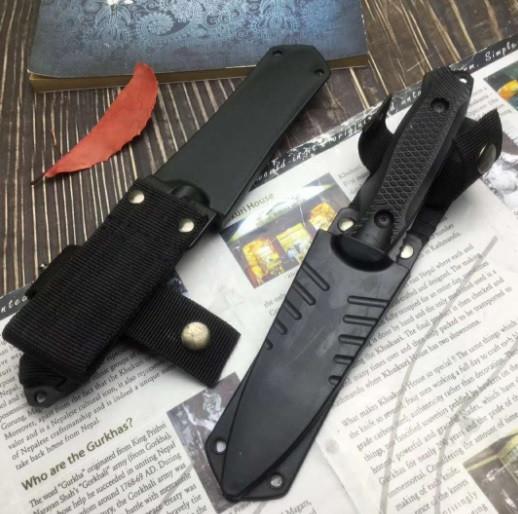 Ніж Kyu Line knife в чохлі