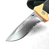 Нож в чехле Bear Grylls Folding Sheath Knife, фото 3