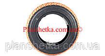 Покришка на скутер 3.50-10 (TW) Boss помаранчева TL безкамерна, фото 3