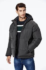 Мужская зимняя теплая оверсайз куртка