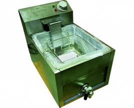 Фритюрница электрическая 8л Rauder JEF-8K
