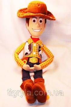 """Ковбой Вуди - мягкая игрушка главный герой мультфильма """"История Игрушек"""", фото 2"""