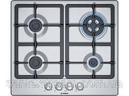 Варочная панель газовая Bosch PGH6B5O90R