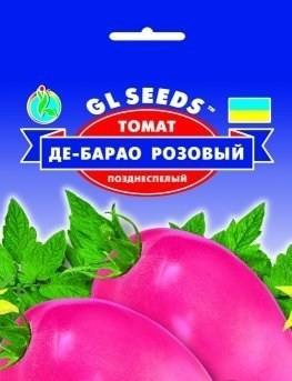 Семена томата Де-барао розовый (GL Seeds, в упаковке 0.15г)