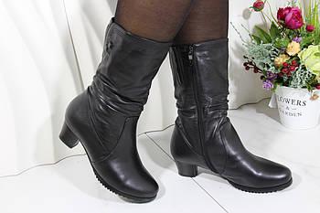 Ботинки  зимние высокие 3/4 Battine M157