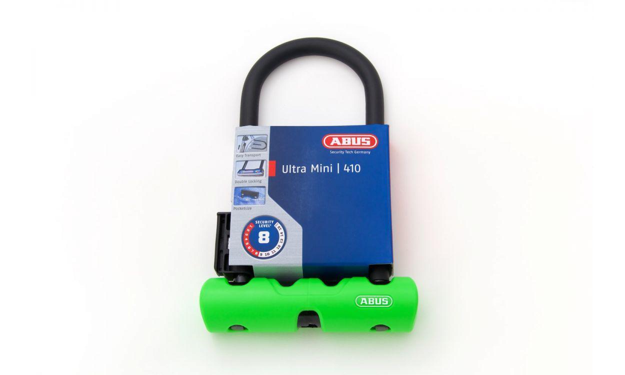 Велозамок ABUS 410/150HB180 Ultra Mini SH